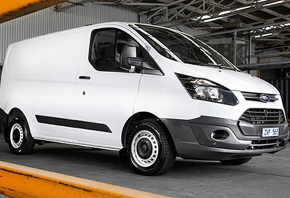 2014 Ford Transit Custom | new car sales price - Car News | CarsGuide