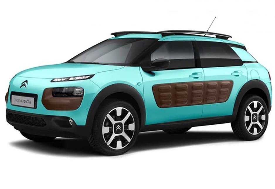 Citroen C4 Cactus Green >> Citroen C4 Cactus Revealed Car News Carsguide