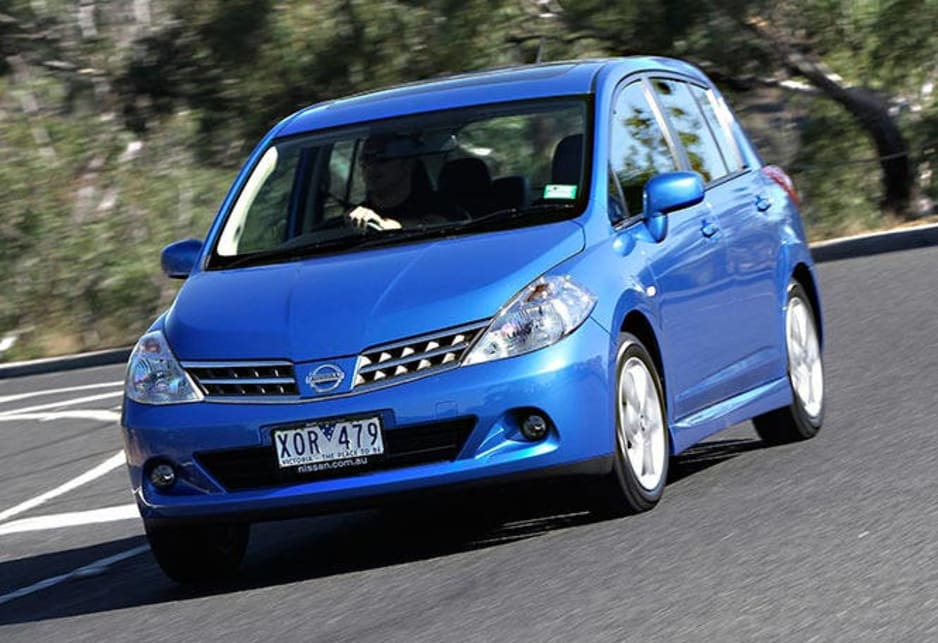 Used Nissan Tiida review 20062013  CarsGuide