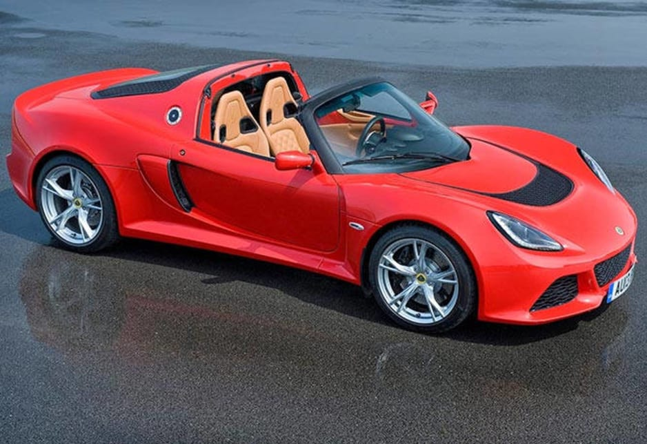lotus exige s roadster 2014 review carsguide. Black Bedroom Furniture Sets. Home Design Ideas