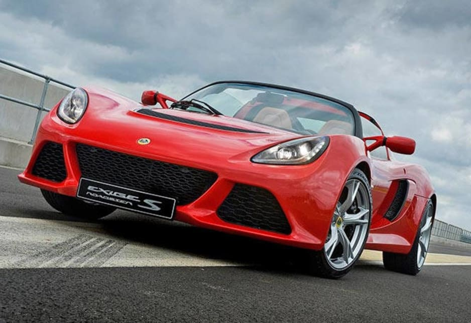 Lotus Exige S 2014 Review Carsguide