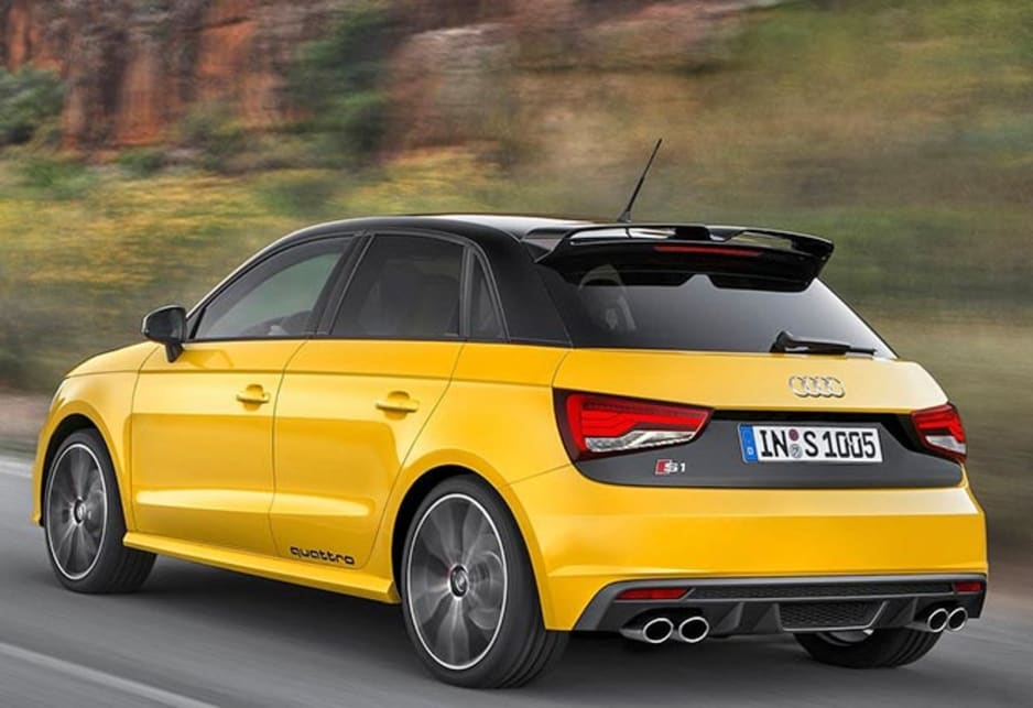 Audi S1 Sportback 2014 Review Carsguide