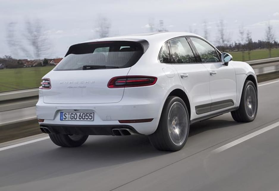 Porsche Macan 2014 Review Road Test Carsguide