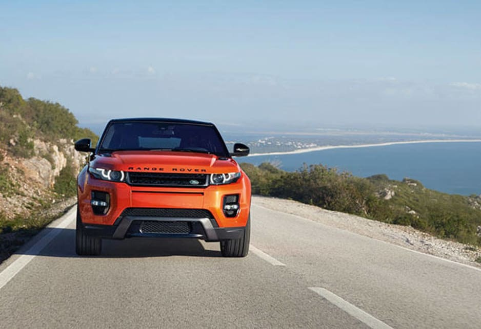Range Rover Evoque Autobiography Dynamic revealed - Car News | CarsGuide