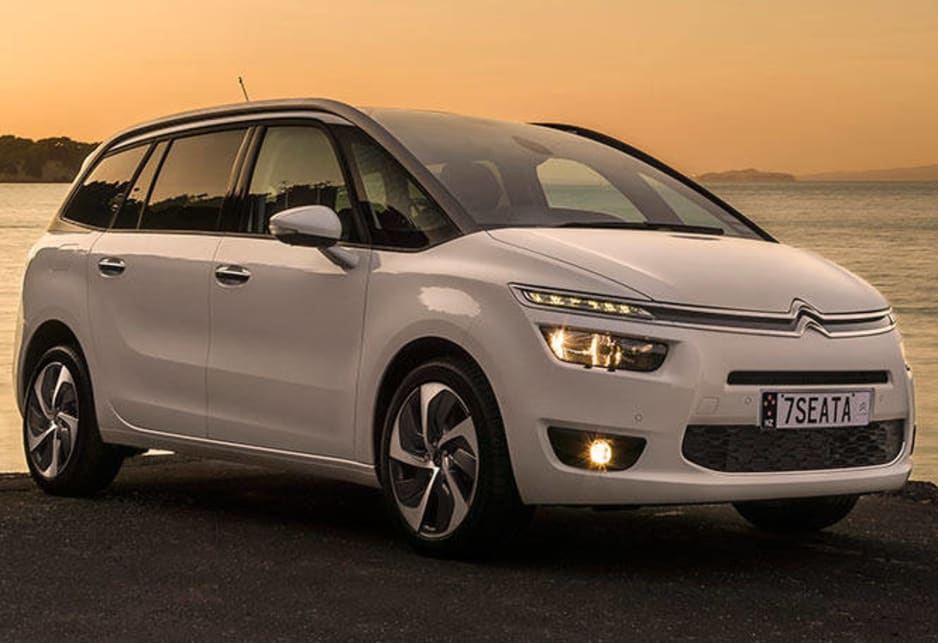 2014 Citroen Grand C4 Picasso Pricing And Specifications