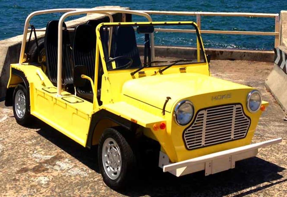 Classic Moke Returns Car News CarsGuide - Classic car motors