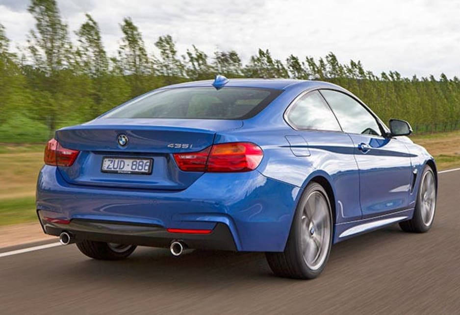 BMW 435i coupe 2014 review | CarsGuide