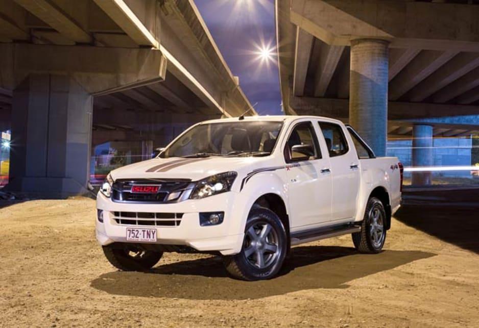 Isuzu D Max X Runner New Car Sales Price Car News