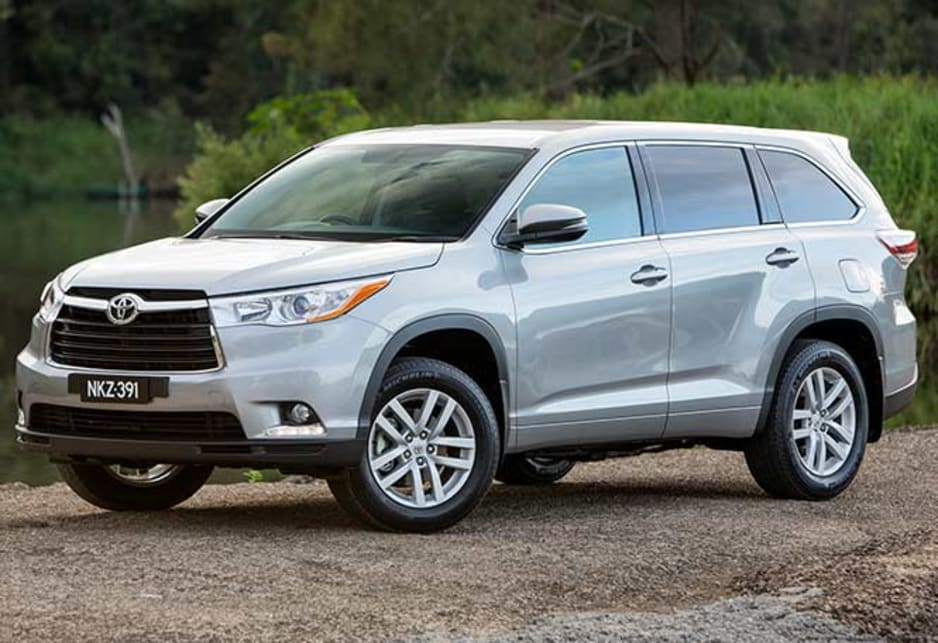 2014 toyota kluger review first drive video carsguide