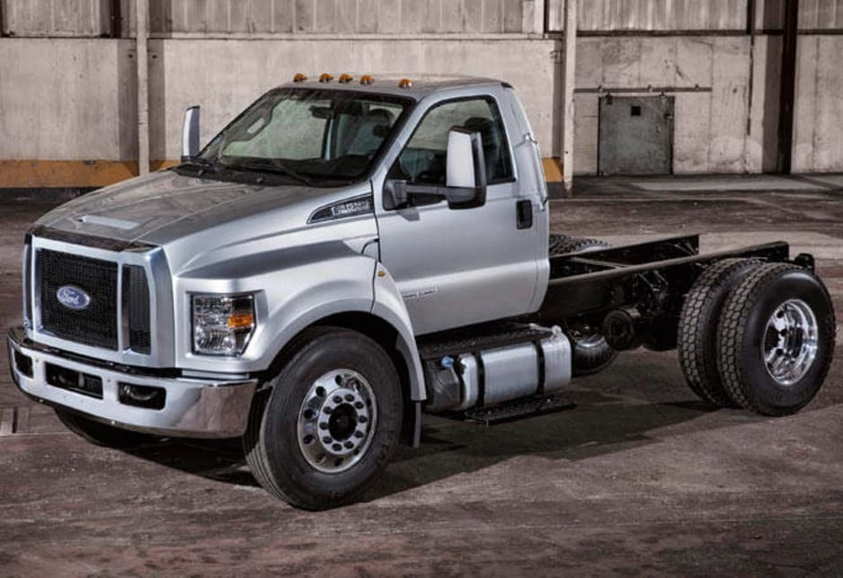 Ford F650 and 750 monster utes - Car News | CarsGuide