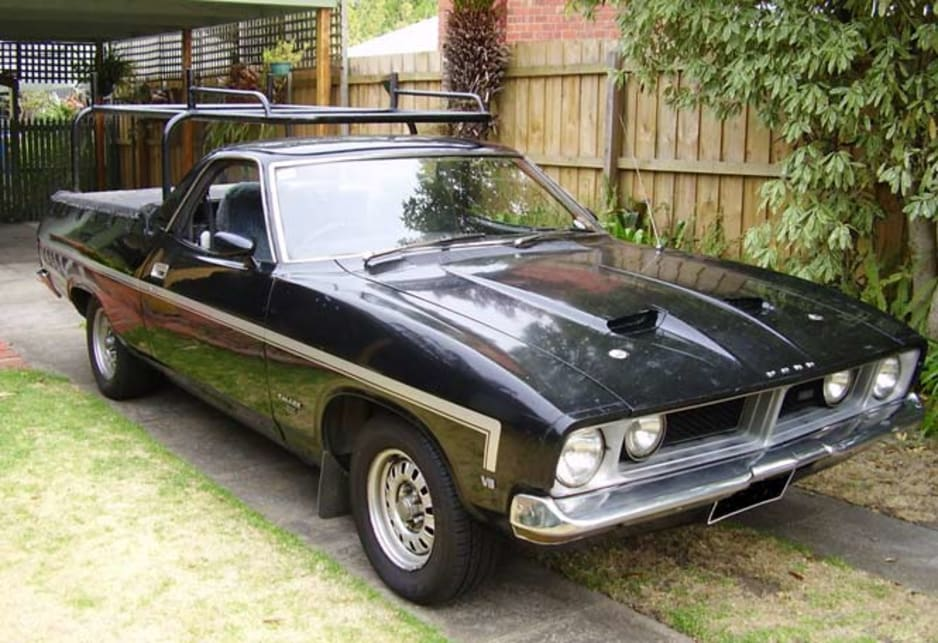 My One Owner 1974 Xb Falcon Ute Car News Carsguide