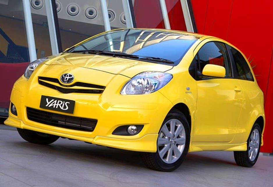Toyota Yaris 2005   2013 Review | Used
