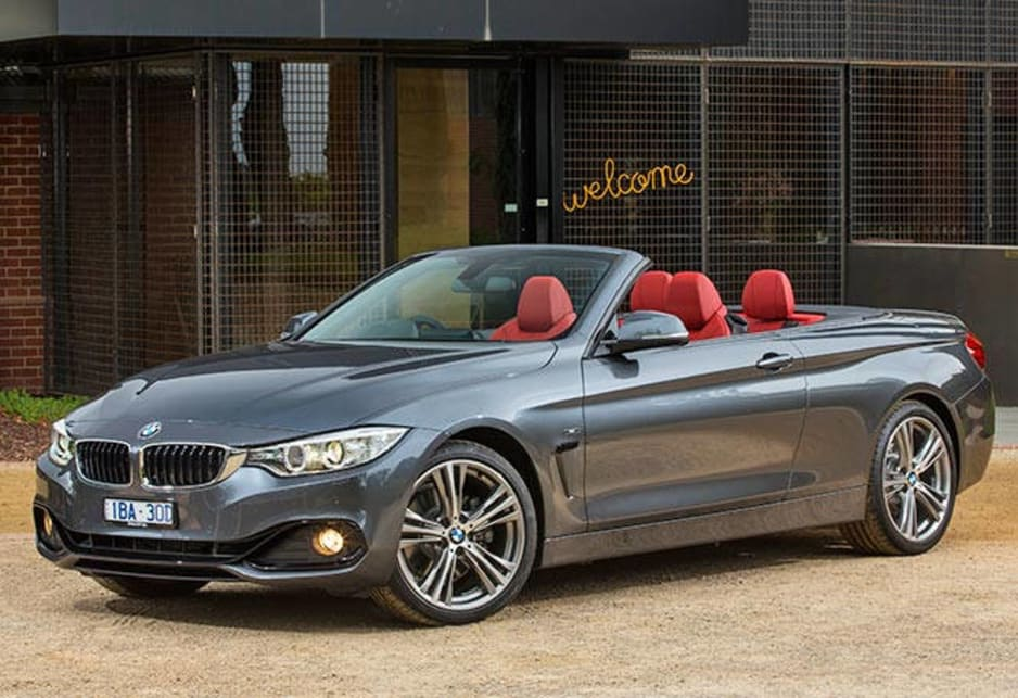 BMW I Convertible Review CarsGuide - 428i bmw convertible