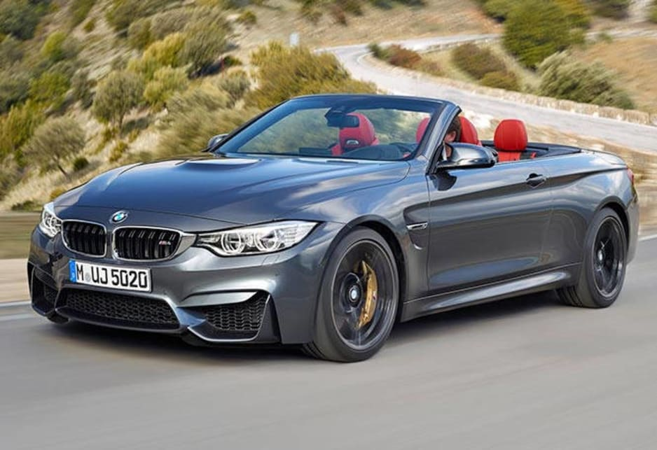 2014 BMW M4 Convertible revealed - Car News | carsguide