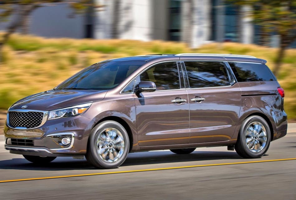 2015 Kia Grand Carnival Another Winner Car News Carsguide