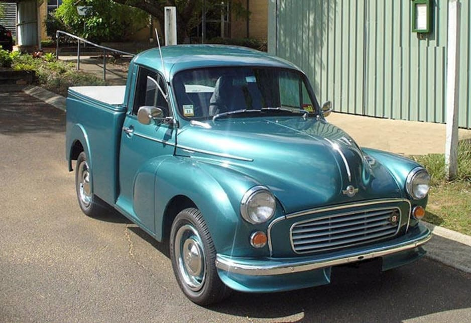 My 1957 Morris Minor Utility Car News Carsguide