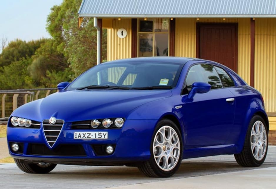 Alfa Romeo Used Cars