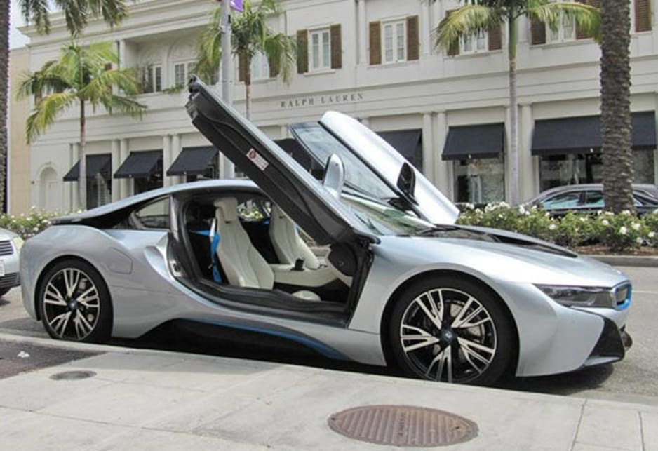 Bmw I8 Hybrid Supercar New Car Sales Price Car News