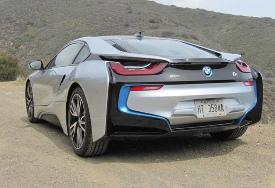 Bmw I8 Hybrid Supercar New Car Sales Price Car News Carsguide