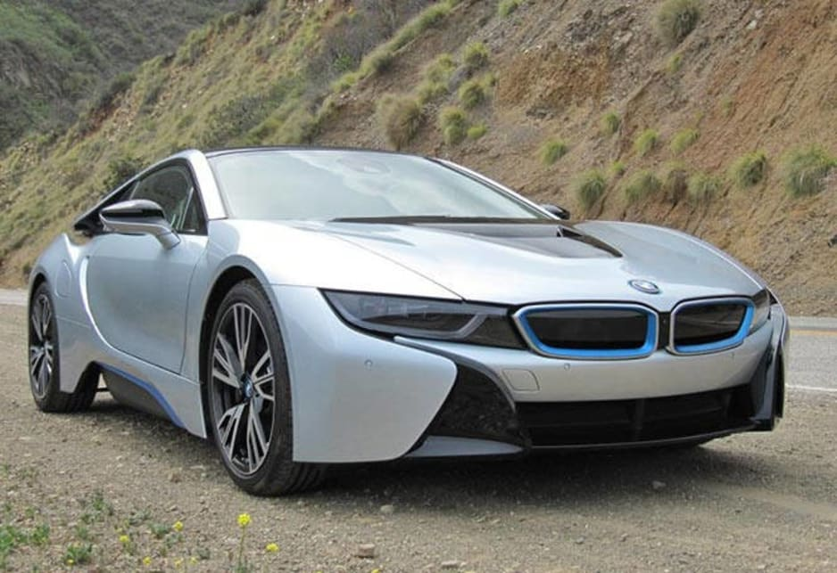 2015 Bmw I8 Review Carsguide