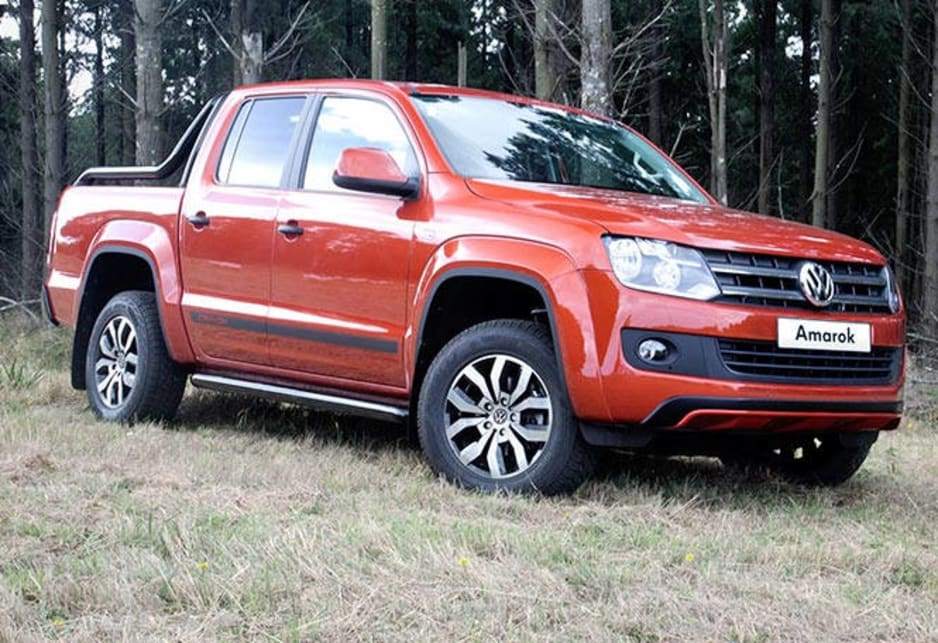 Vw Amarok Canyon New Car Sales Price Car News Carsguide