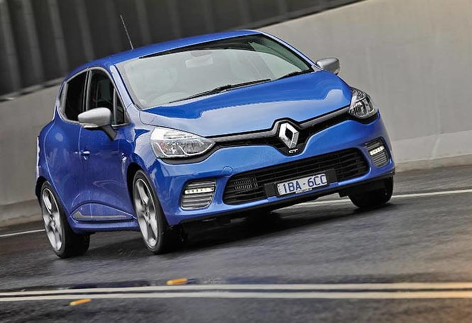 2014 renault clio gt premium review carsguide. Black Bedroom Furniture Sets. Home Design Ideas