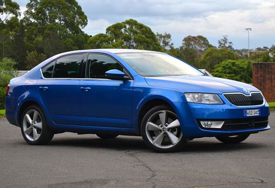 Skoda Octavia Style 110TSI sedan 2016 review: snapshot