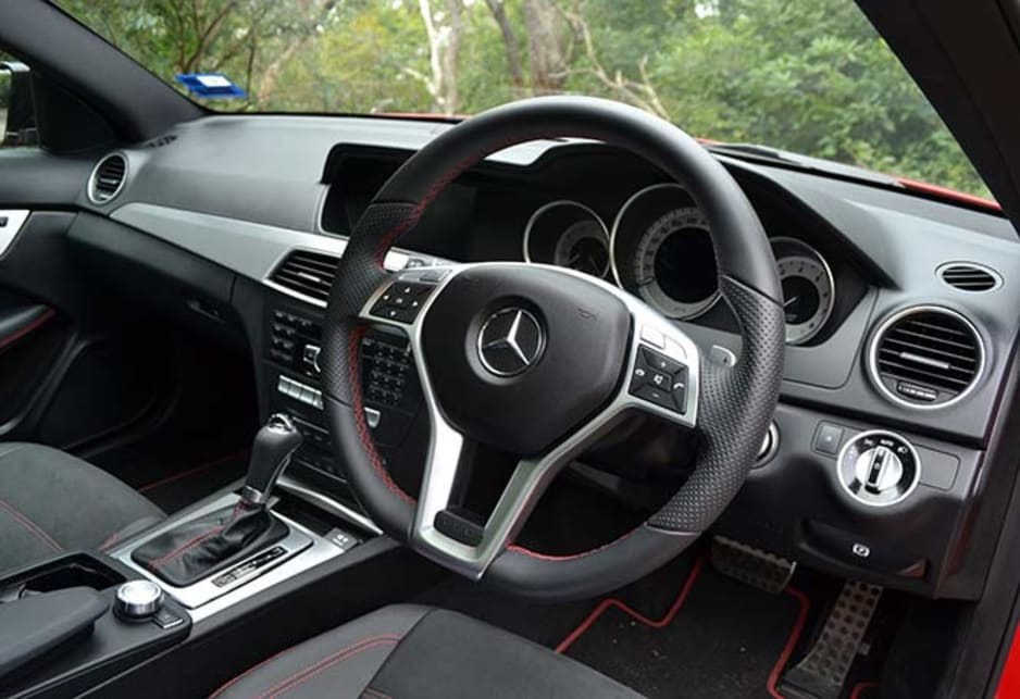 Mercedes Benz C250 Sport 2013 Review Carsguide