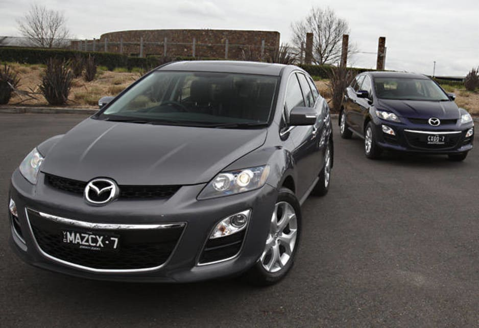 used mazda cx-7 review: 2009-2012 | carsguide