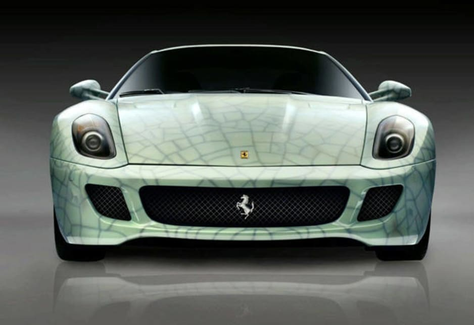 Ferrari 599 Gtb Fiorano Artwork Car News Carsguide