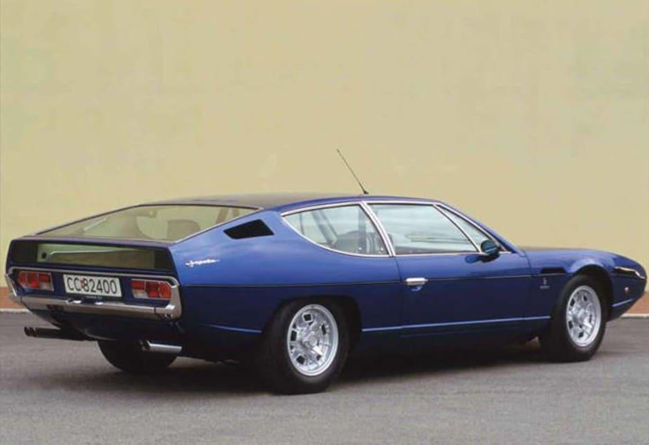 Lamborghini Espada Car Of The Week Car News Carsguide