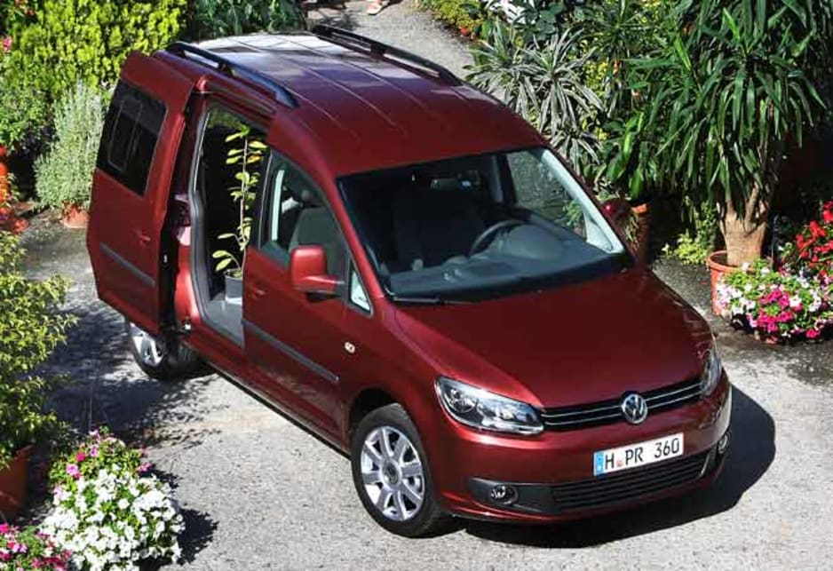 volkswagen caddy 2010 review carsguide. Black Bedroom Furniture Sets. Home Design Ideas