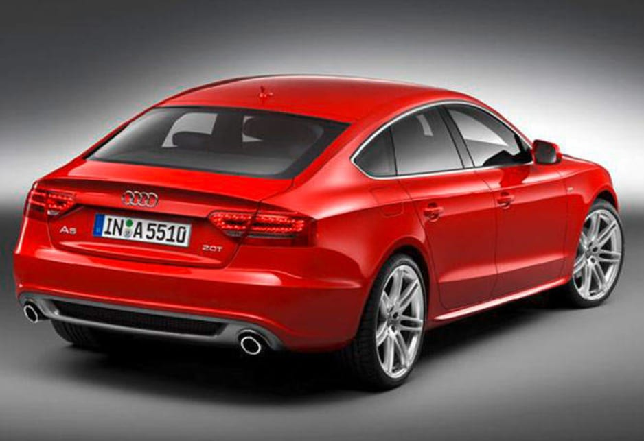 Audi A5 Sportback 2010 Review Carsguide