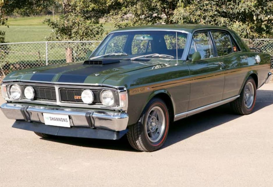 1971 Ford Falcon GTHO Phase III