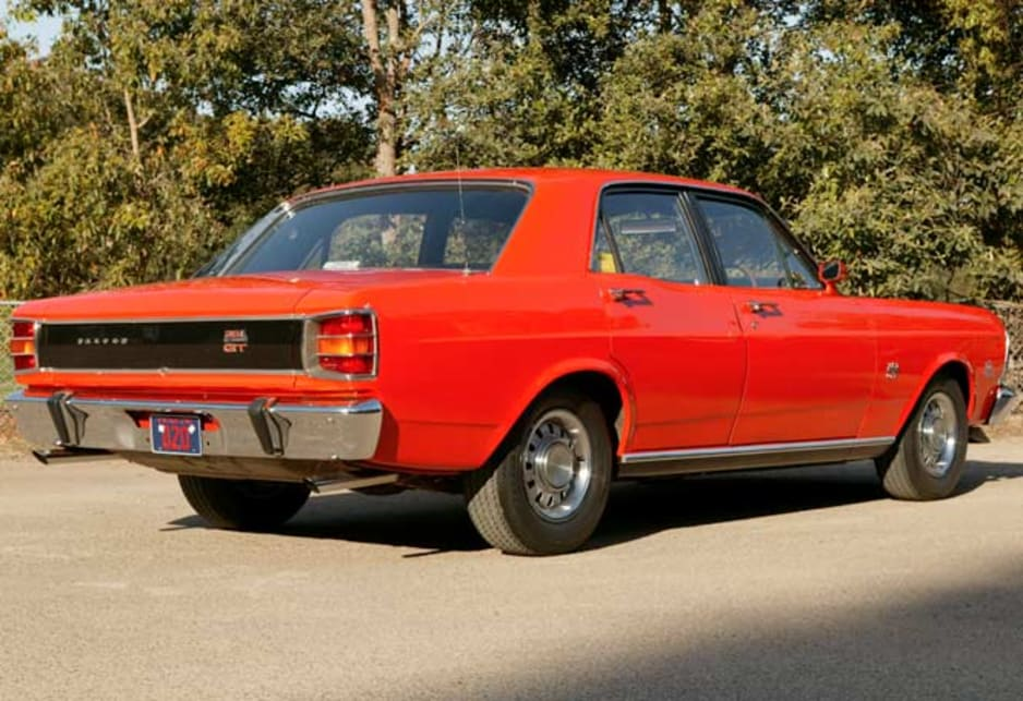 1970 Ford Falcon GTHO Phase II