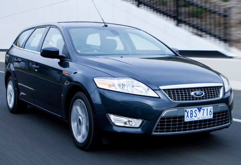 ford mondeo wagon 2009 review carsguide. Black Bedroom Furniture Sets. Home Design Ideas
