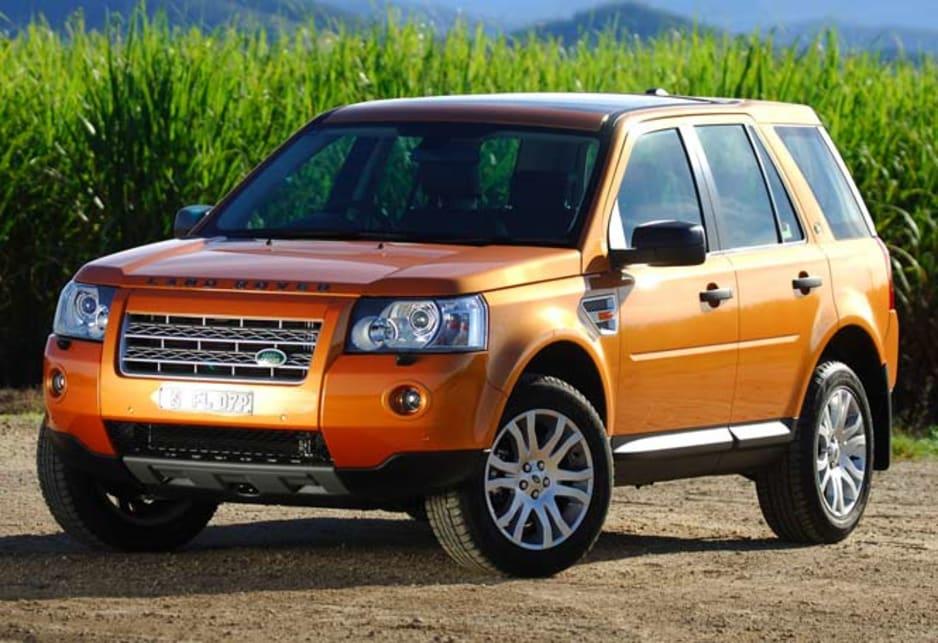 Land rover freelander 2 se 2007 review carsguide - Espejo retrovisor land rover freelander ...