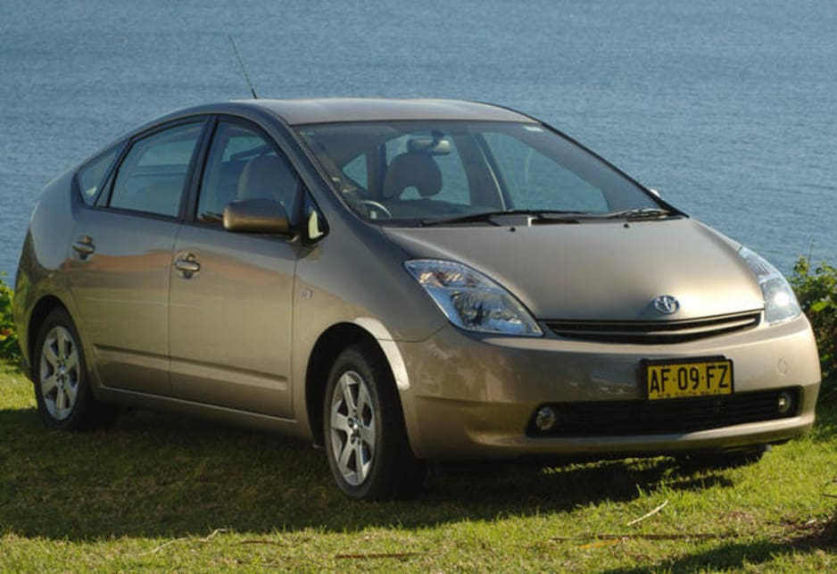 used toyota prius review 2003 2008 carsguide. Black Bedroom Furniture Sets. Home Design Ideas
