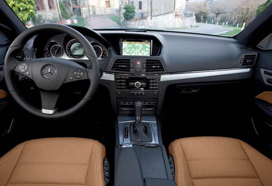 Mercedes Benz E Class 2009 Review Carsguide