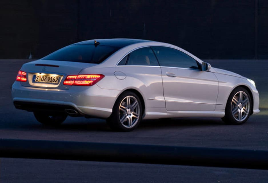 Mercedes Benz E Class Trim Price Car News Carsguide
