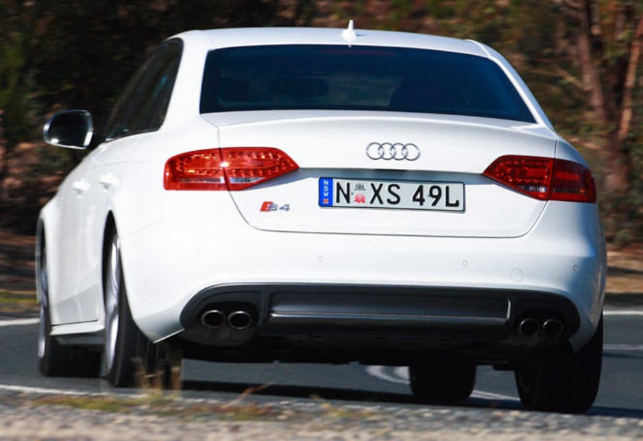 Audi S4 30 Tsfi 2009 Review Carsguide