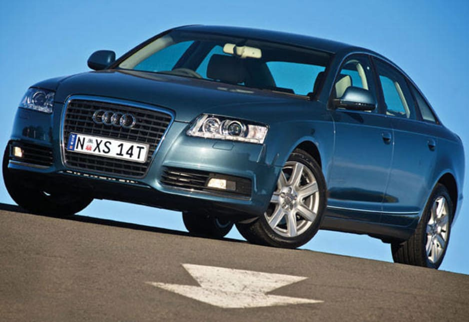 audi a6 2009 review carsguide. Black Bedroom Furniture Sets. Home Design Ideas