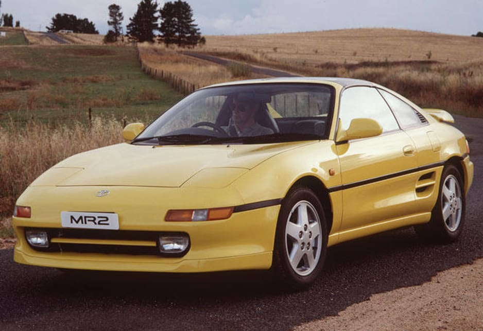 Used Toyota MR2 review 19901999  CarsGuide