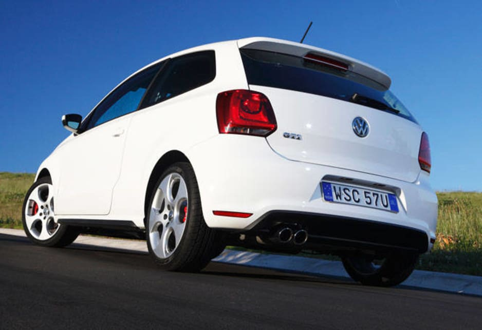 volkswagen polo gti 2010 review carsguide. Black Bedroom Furniture Sets. Home Design Ideas
