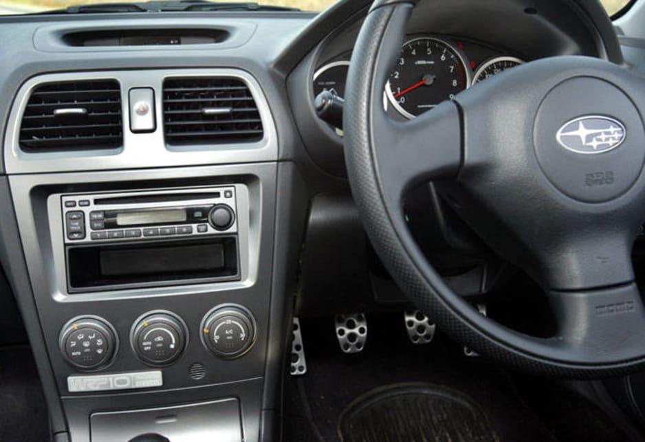 Used Subaru Impreza Review 1998 2005 Carsguide