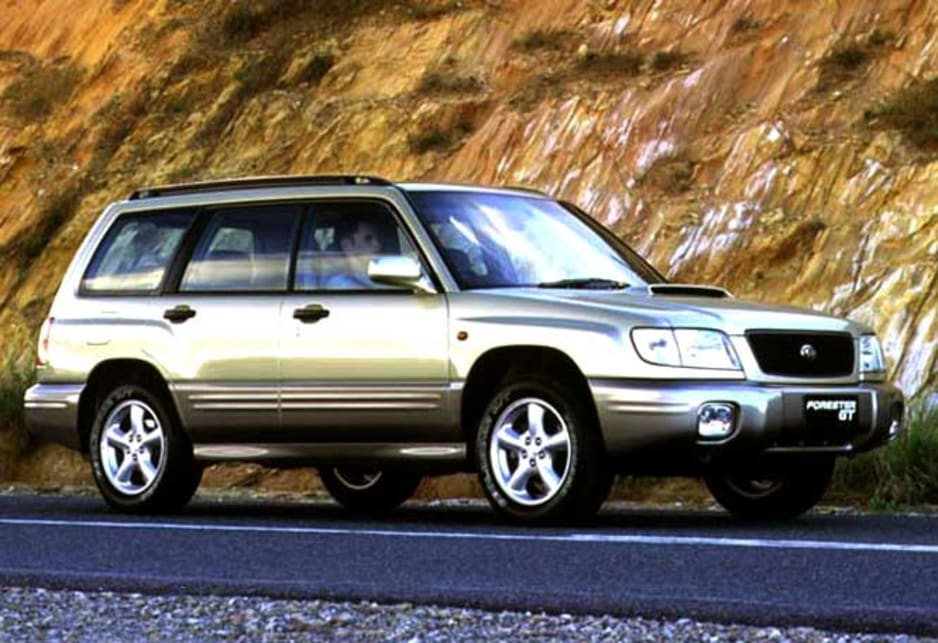 Used subaru forester review 1997 2002 carsguide 2000 subaru forester gt sciox Images