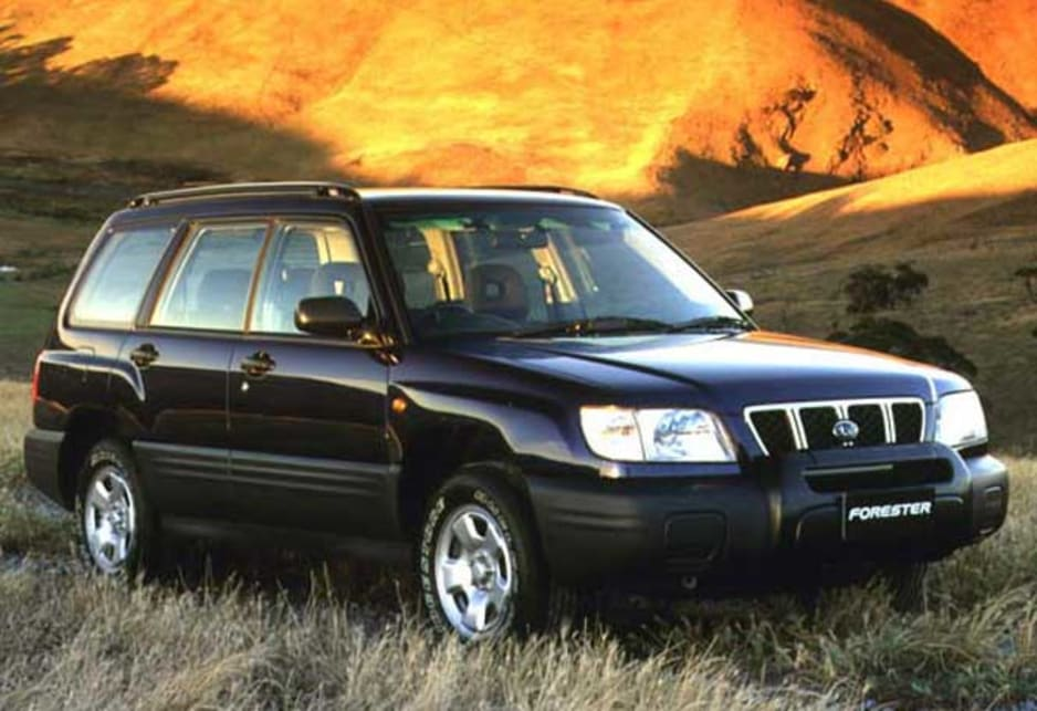 Used subaru forester review 1997 2002 carsguide 2000 subaru forester sciox Images
