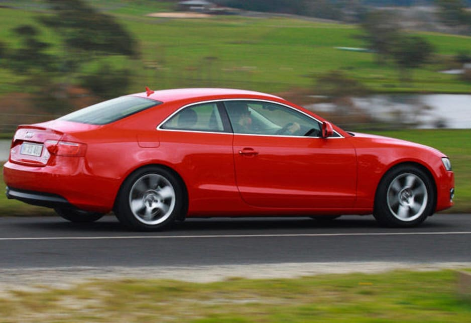 Audi A5 2009 Review Carsguide