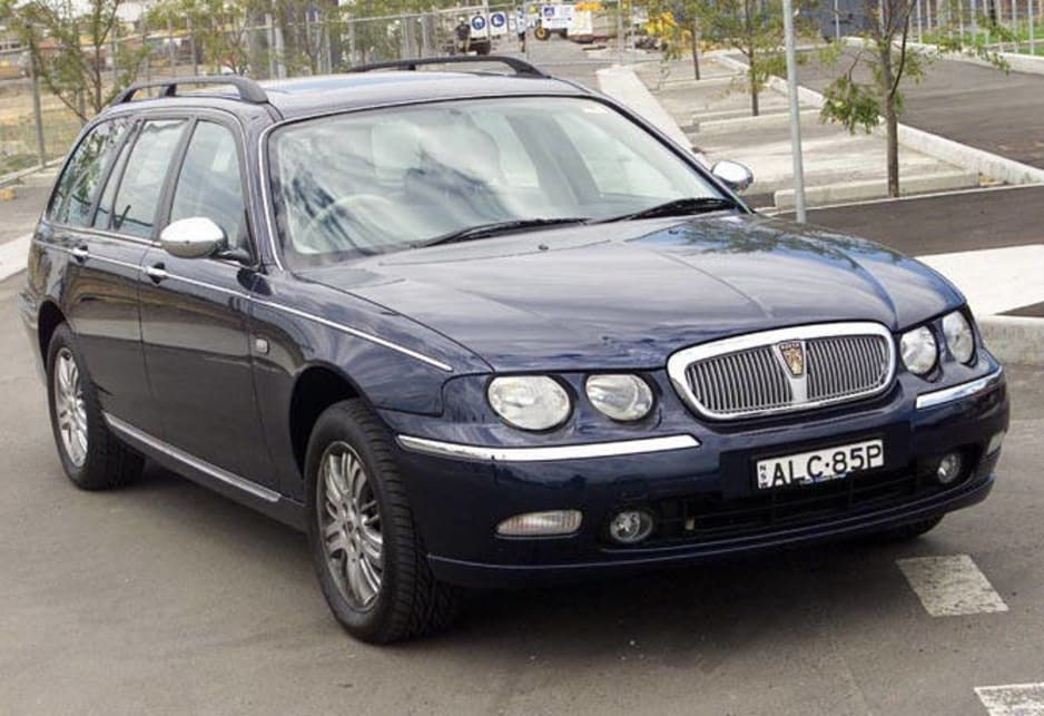 Used Rover 75 review: 2001-2004 | carsguide