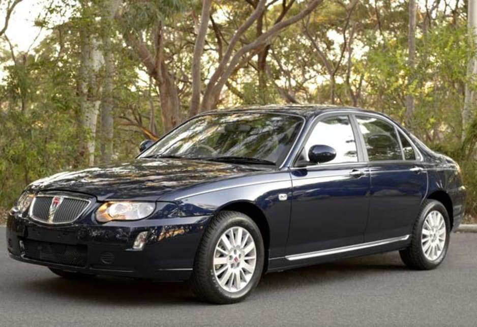 used rover 75 review 2001 2004 carsguide. Black Bedroom Furniture Sets. Home Design Ideas